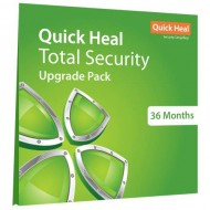 Quick Heal Total Security | Renewal Pack | 1 User 3 Year