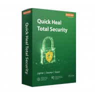 Quick Heal Total Security | Renewal Pack | 10 User 3 Year