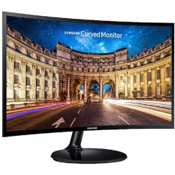 Samsung 59.8 cm (23.5 inch) Curved LED Backlit Computer Monitor