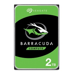 Seagate Barracuda 2 TB Internal Hard Drive HDD