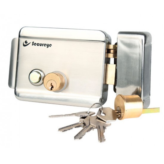 Secureye S-100EL Electronic Lock with push button