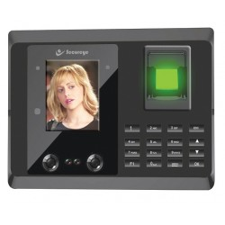 Secureye S-FB6K Fingerprint and Face Recognition Biometric IP Based Time and Attendance Machine