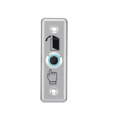 Secureye S-SSB Small Stainless Steel Exit Switch
