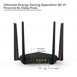 Tenda AC10 AC1200 Wireless Smart Dual-Band Gigabit WiFi Router