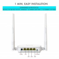 Tenda N301 Wireless-N300 Easy Setup Router