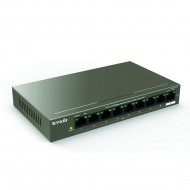 Tenda TEF1109P Switch 8FE+1GE Desktop Switch with 8-Port PoE