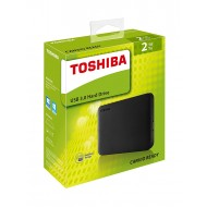 Toshiba Canvio Ready 2TB 2.5 Inch USB 3.0 Portable External Hard Drive