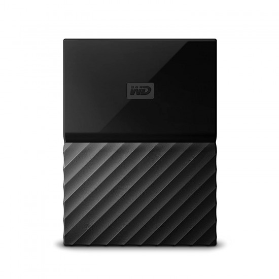 WD My Passport 2TB Portable External Hard Drive