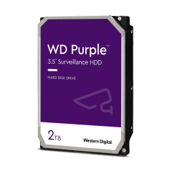 Western Digital Purple Surveillance 2TB Internal Hard Drive