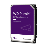 Western Digital Purple Surveillance 4TB Internal Hard Drive