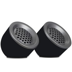 Zebronics Zeb-Pluto 2.0 Multimedia Speaker with Aux Connectivity, USB Powered and Volume Control