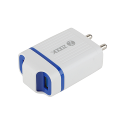 Zoook Turbo Charge 2 Port USB Wall Charger with Quick Charge